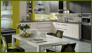 Comedor en la cocina, un nuevo espacio en las reformas en Barcelona ...