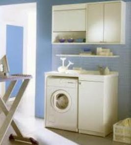 Donde poner la lavadora en las reformas de cocinas en - Donde colocar tv en cocina ...